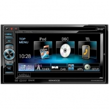 Kenwood DDX-5025 DAB Double Din Head Unit