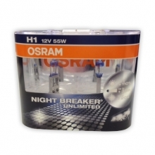 Osram Night Breaker Unlimited H1 Bulb