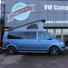 VW Transporter T6 2017 150DSG LWB with Campervan Conversion