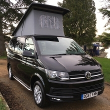 Volkswagen Transporter T6 2017 67 Reg Highline Camper Conversion