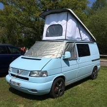 VW T5 2.5 Kombi Long Nose Conversion