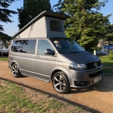 Volkswagen Transporter T5 Highline 140PS with Brand New Camper Van
