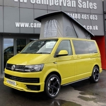 Volkswagen Transporter, T6 102PS 2019 69 Reg, Brand New Conversion
