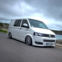 December 2011 VW Transporter T5.1, Featured In VWT Mag 2016 / VWBus mag Dec 2018