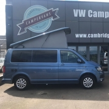 Volkswagen Transporter T6 Highline / Brand New Campervan Conversion 2017 67 Reg