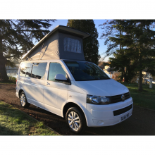 Volkswagen Transporter, 2014 64 Reg T6 Trendline with Full Campervan Conversion