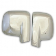 T5 Chrome Mirror Cover Set