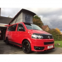 2015 vw transporter highline 102, full genuine sport line styling from dealer 12