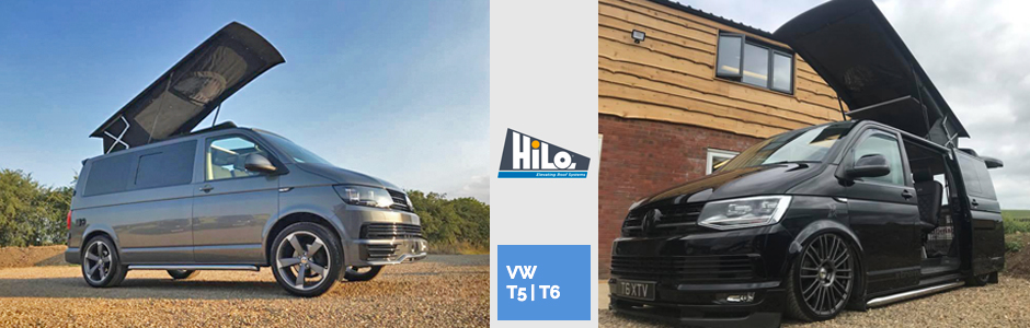 Hiloroof fitters vw campervan conversions xtremevan