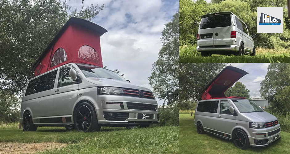 VW T5 T6 HiloRoof Fitters Xtremevan