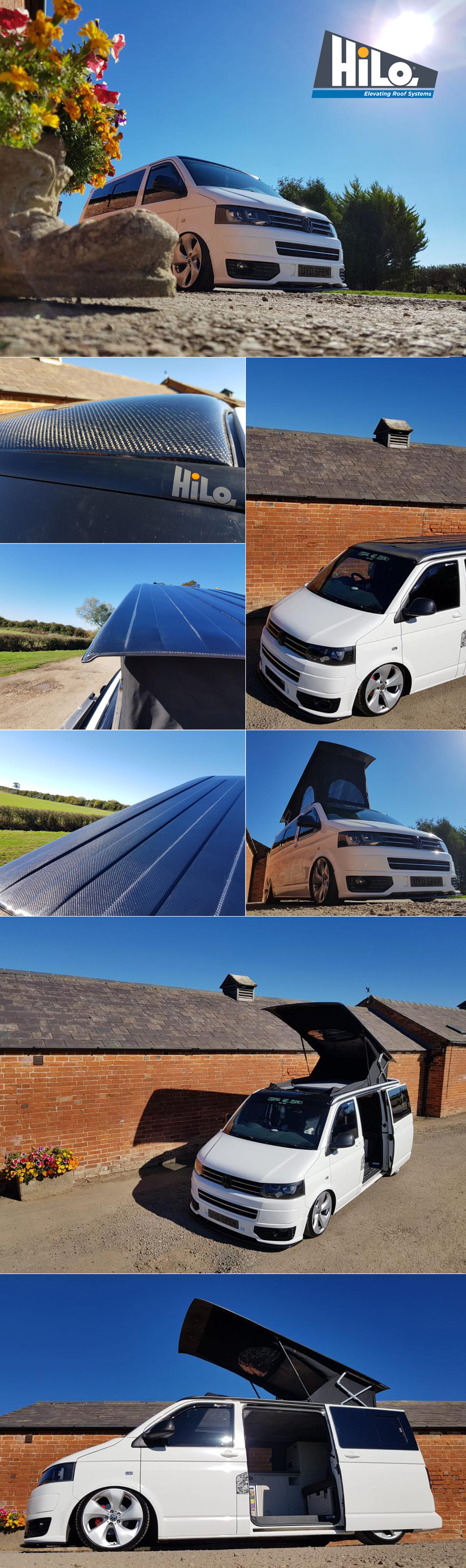 xtremevan hiloroof pop top fitters and van conversions