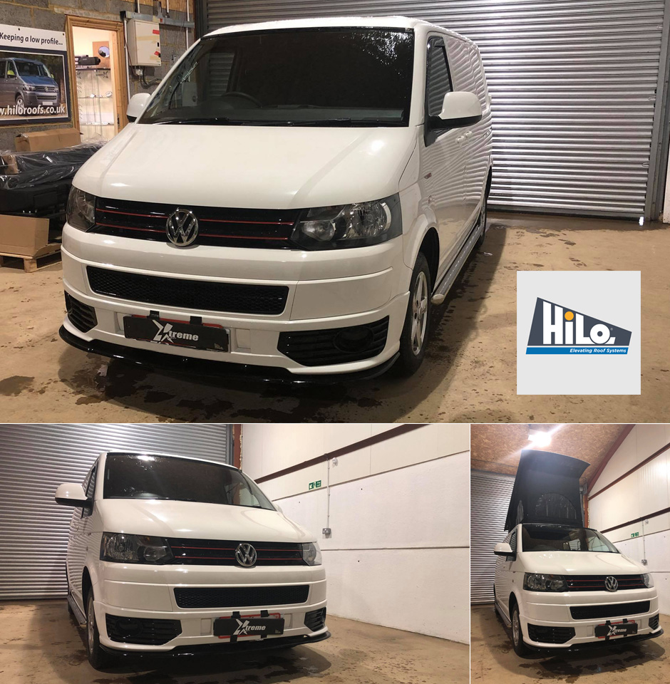 hiloroof vw van conversion fitters public trade