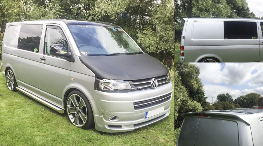 T5 T6 HiLo Roof fitted and supplied by Xtremevan