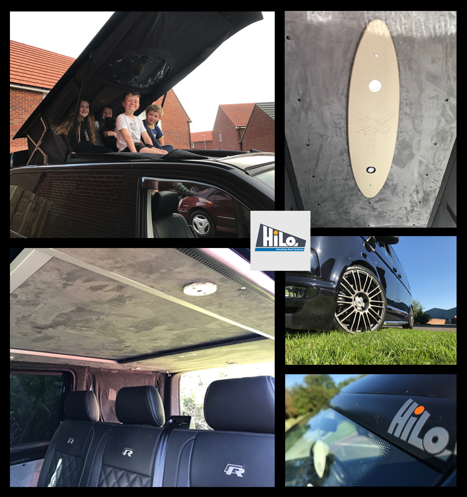 xtremevan hilo roof fitters leicestershire