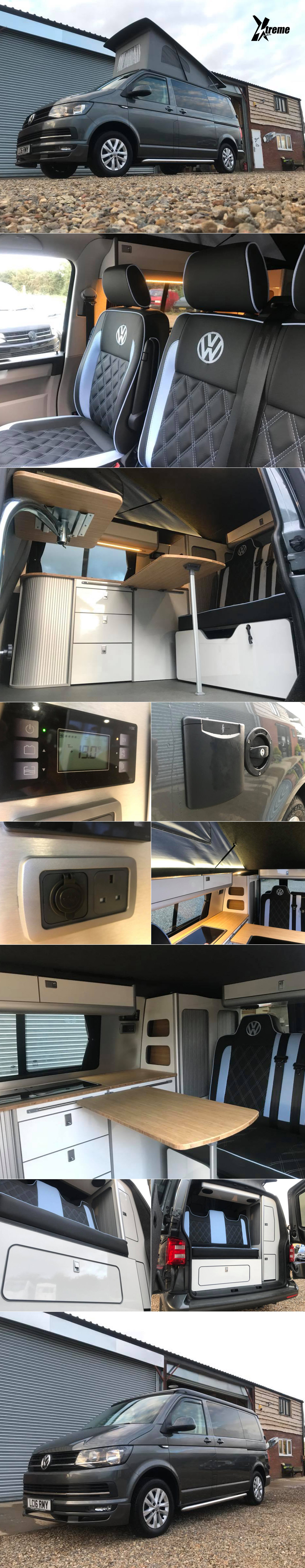 xtremevan skyline roof camper conversion